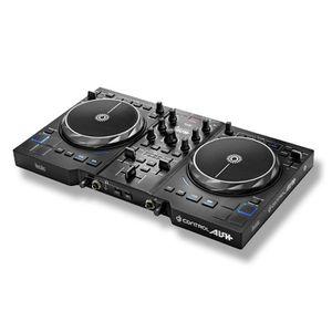 TABLE DE MIXAGE HERCULES DJ Control Air + Contrôleur DJ XL