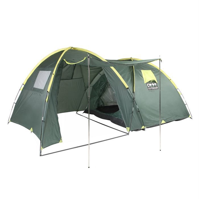 Besoin d aide pour retrouver la marque d une tente for Toile de tente 4 chambres
