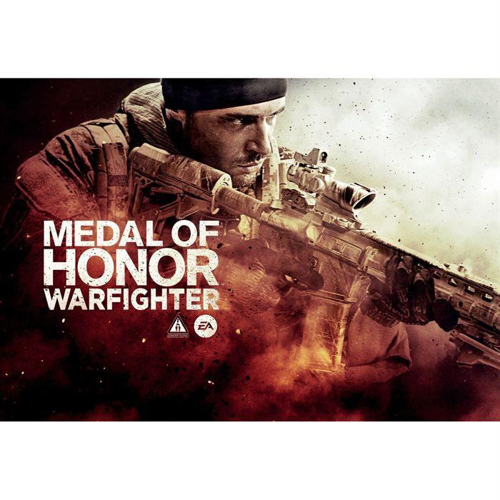 JEU PS VITA Medal Of Honor Warfighter Jeu PS Vita