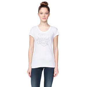 T-SHIRT KAPORAL 5 T-Shirt Dom Blanc Femme