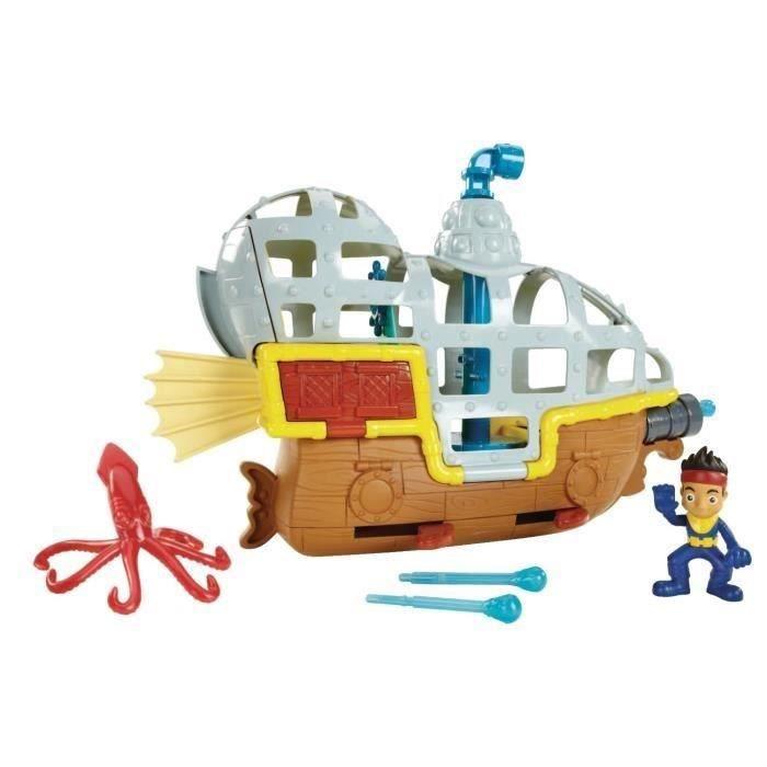 Jake les pirates bucky sous marin fisher price achat vente accessoire de figurine cdiscount - Jake et les pirates ...