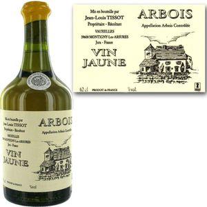 VIN BLANC Jean Louis Tissot Vin Jaune du Jura 2008