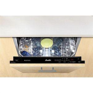 Sauter lave vaisselle encastrable svh91jf1 achat vente for Lave vaisselle sans porte d habillage
