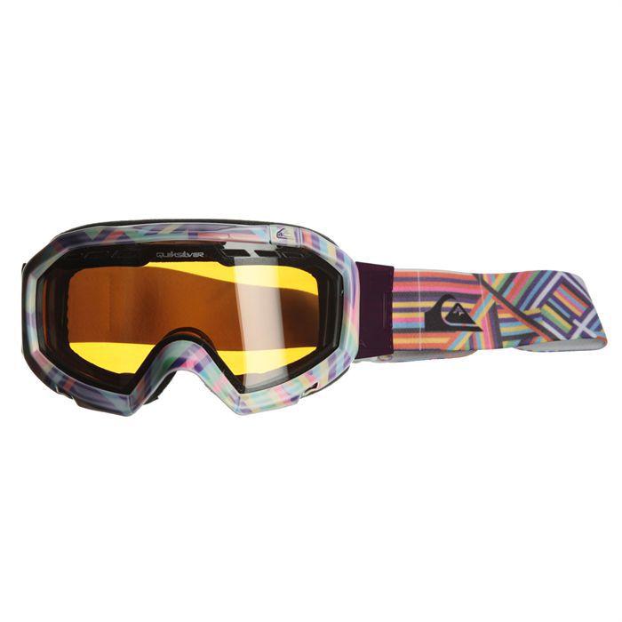 quiksilver masque de ski facet homme achat vente masque lunette quiksilver masque de ski. Black Bedroom Furniture Sets. Home Design Ideas