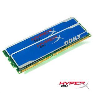 MÉMOIRE RAM Kingston 8Go DDR3 1333MHz HyperX Blu