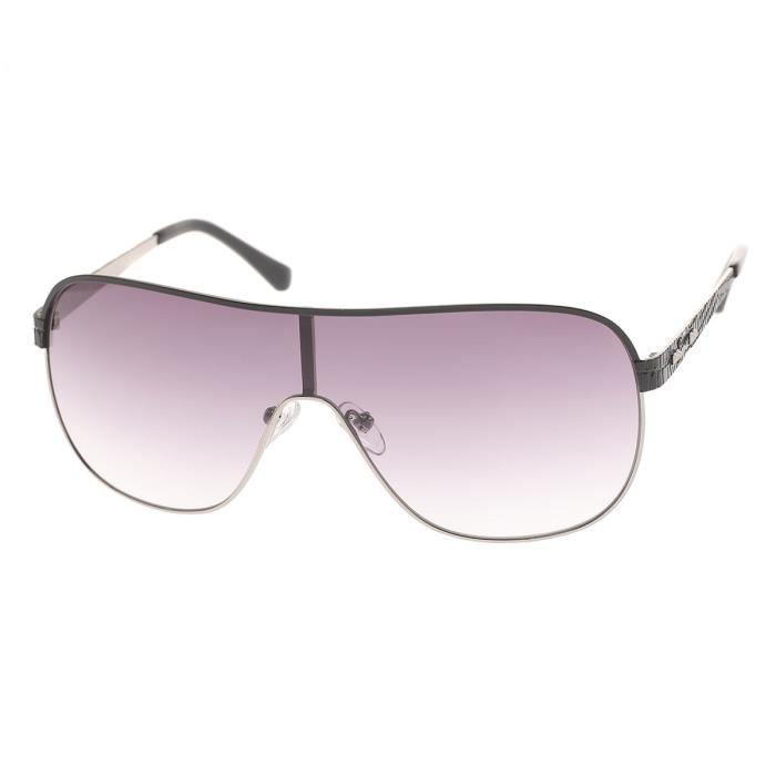 guess lunettes de soleil gu7232 blk35 femme noir achat. Black Bedroom Furniture Sets. Home Design Ideas