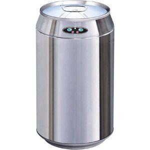 poubelle automatique avec seau achat vente poubelle automatique avec seau pas cher cdiscount. Black Bedroom Furniture Sets. Home Design Ideas