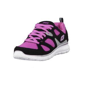 BASKET SKECHERS Baskets Vim Chaussures Enfant Fille
