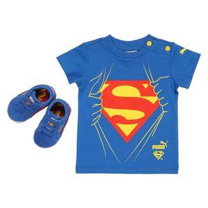 T-SHIRT PUMA Kit Chaussures + T-shirt Bébé Garçon
