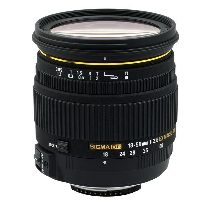 le meilleur 50 mm pour nikon