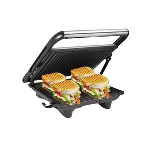 GRILL ÉLECTRIQUE Panini Grill - CONTINENTAL EDISON CEPGRIL02