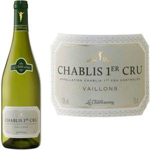 VIN BLANC Chablis Premier Cru Vaillons La Chablisienne 2010