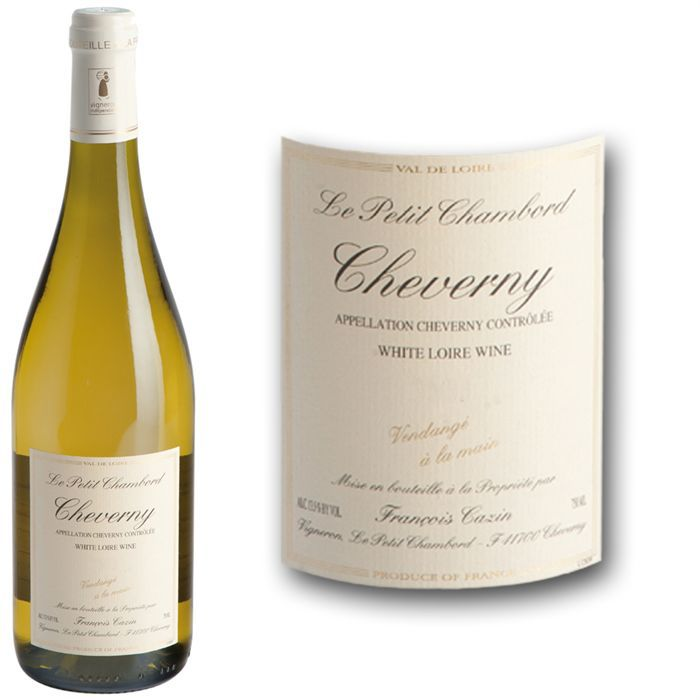 Cour-Cheverny France  city images : ... Cour Cheverny 2010 Achat / Vente vin blanc Domaine Cazin Cheverny