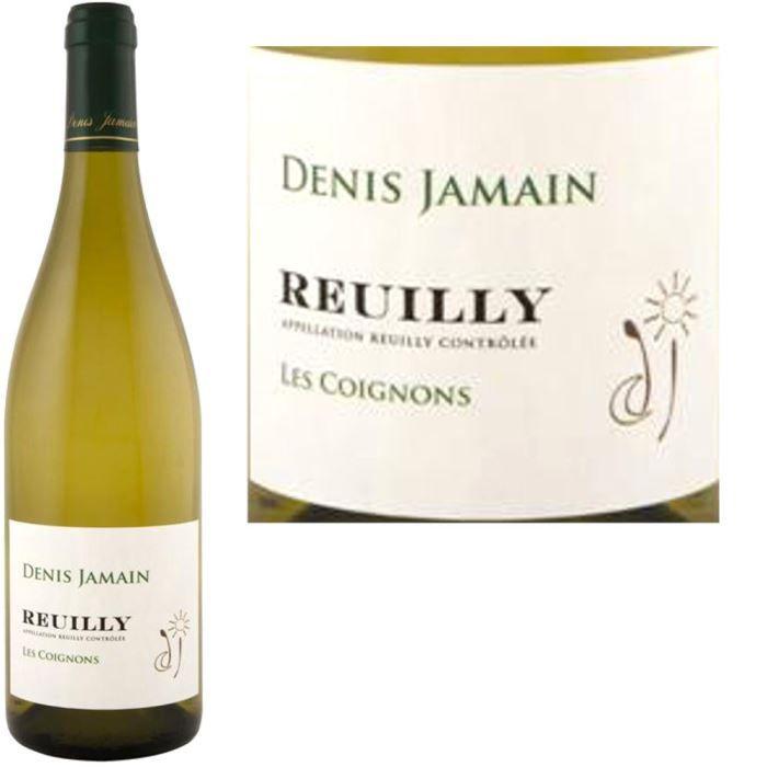 VIN BLANC Domaine de Reuilly Blanc 2012