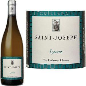 """VIN BLANC Cuilleron Saint-Joseph blanc """"Lyseras"""" 2015"""