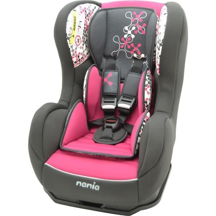 destockage nania si ge auto cosmo sp luxe isofix gr 1 fille si ge auto r hausseur au. Black Bedroom Furniture Sets. Home Design Ideas