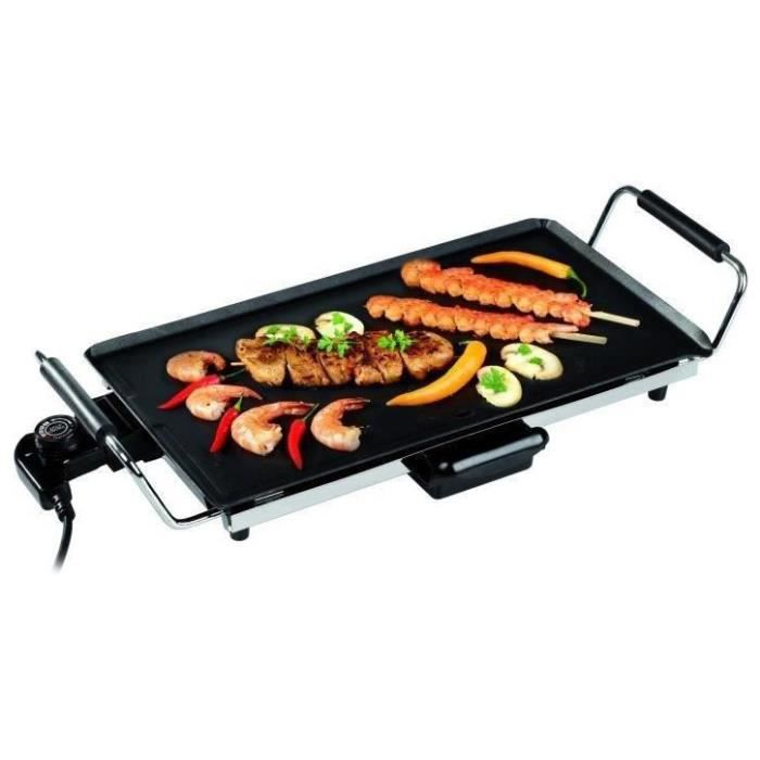 barbecue electrique plancha duo grill 2000w. Black Bedroom Furniture Sets. Home Design Ideas