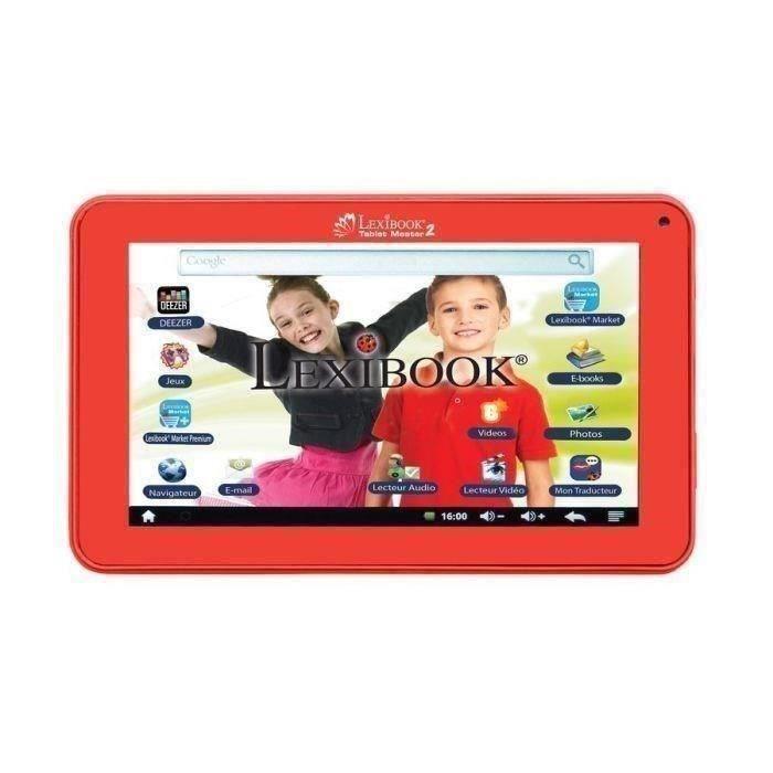destockage lexibook tablette enfant master 2 7 mfc157fr tablette enfant au meilleur prix. Black Bedroom Furniture Sets. Home Design Ideas