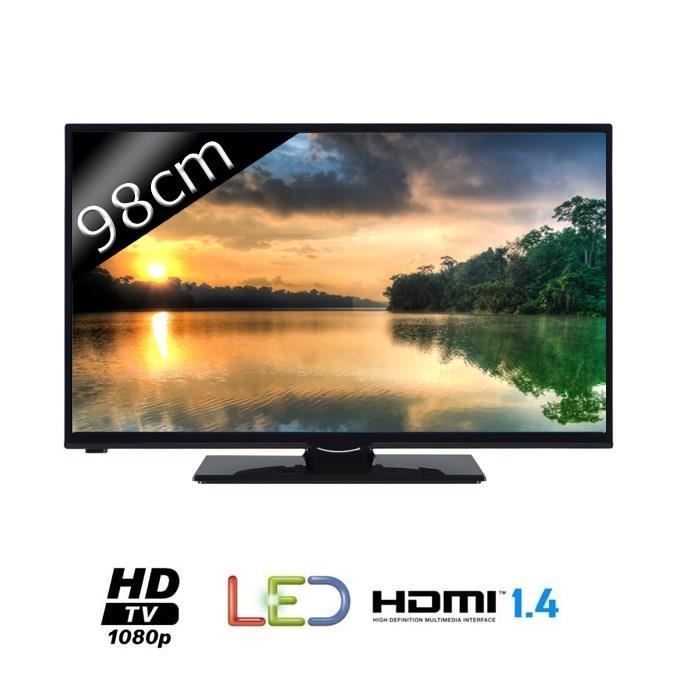 CONTINENTAL EDISON 39275 TV Direct LED BMS Full HD_0