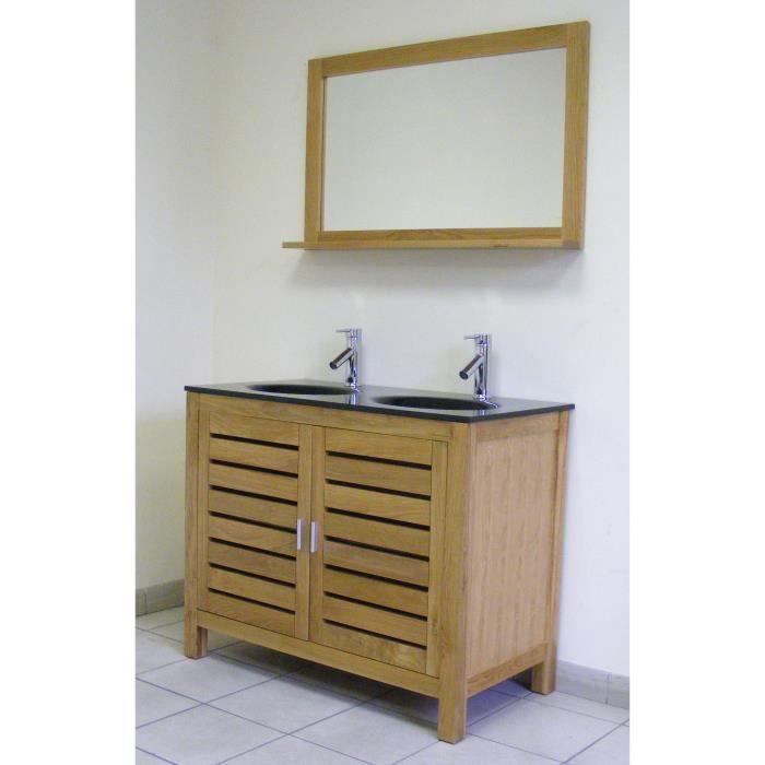 Meuble salle de bains palao achat vente ensemble meuble sdb meuble salle - C discount meuble salle de bain ...