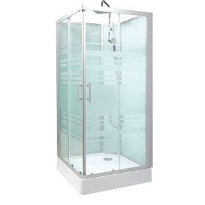 Cabine douche integrale achat vente cabine douche - Cabine de douche pas chere ...