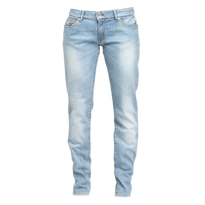 kaporal jeans june femme bleu d lav achat vente jeans. Black Bedroom Furniture Sets. Home Design Ideas