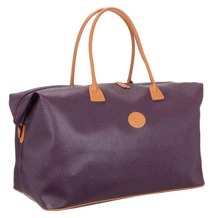david jones sac weekend violet femme violet achat vente sac de voyage 3606505788459 cdiscount. Black Bedroom Furniture Sets. Home Design Ideas