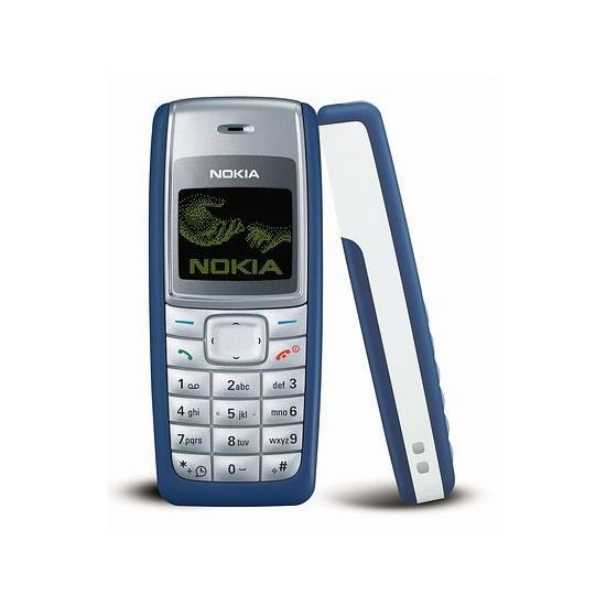 nokia 1110 achat t l phone portable pas cher avis et. Black Bedroom Furniture Sets. Home Design Ideas