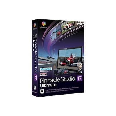 CRÉATION NUMÉRIQUE Pinnacle Studio 17 Ultimate/ML win