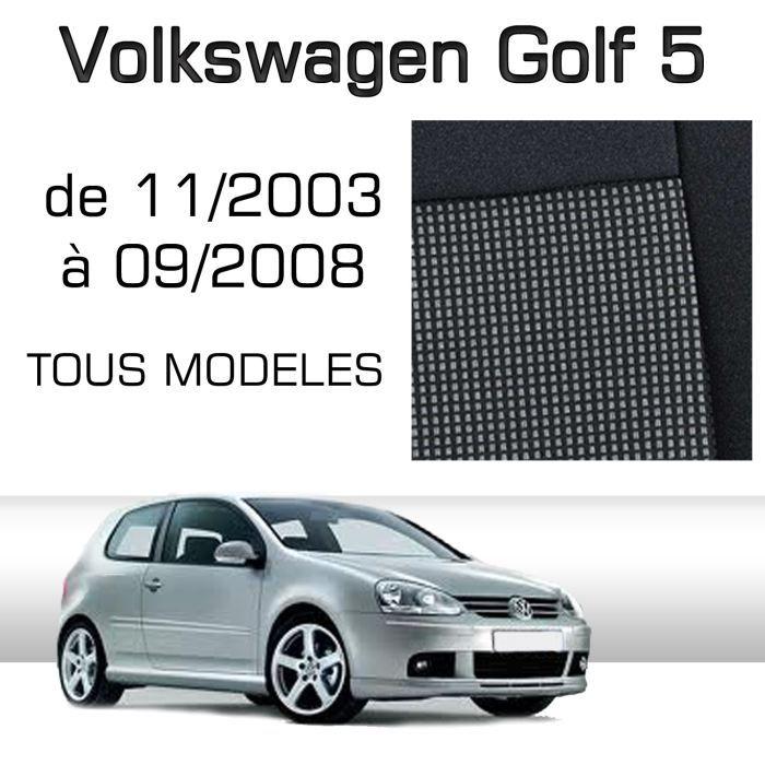 Housse sur mesure golf 5 de 11 03 09 08 achat vente for Housse sur mesure golf 4