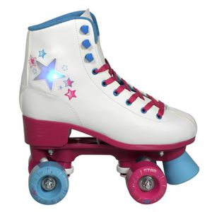 2017 patines a roulette roller skates de ambar soy luna for girl wholesale