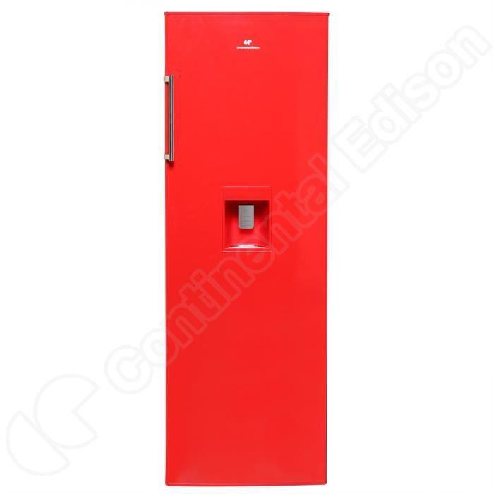 continental edison cef1dl335rliz r frig rateur electrom nager. Black Bedroom Furniture Sets. Home Design Ideas