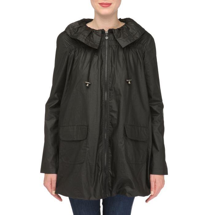 le temps des cerises coupe vent femme noir achat vente veste le temps des cerises coupevent. Black Bedroom Furniture Sets. Home Design Ideas