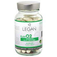 Complément alimentaire FlexO2 Os et cartilage
