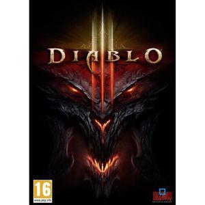 JEU PC Diablo 3 Jeu PC-MAC