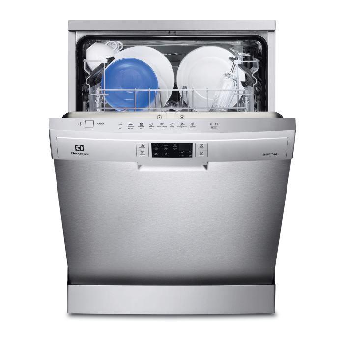 Electrolux esf6510lox lave vaisselle 12 couverts achat vente lave vaissel - Consommation lave vaisselle eau ...