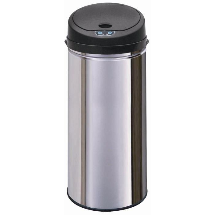 kitchen move poubelle de cuisine automatique 50 l achat vente poubelle corbeille poubelle. Black Bedroom Furniture Sets. Home Design Ideas