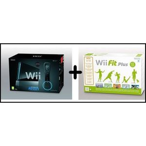 wii console wii fit achat vente wii console wii fit. Black Bedroom Furniture Sets. Home Design Ideas