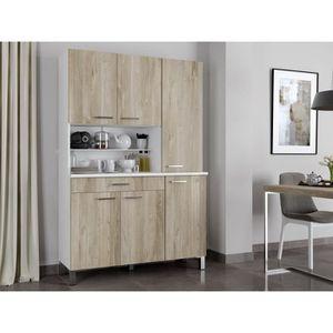 buffet de cuisine achat vente buffet de cuisine pas cher cdiscount. Black Bedroom Furniture Sets. Home Design Ideas