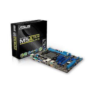 CARTE MÈRE Asus Carte mère M5A78L-M LX3 Socket AM3+ RAM DDR3