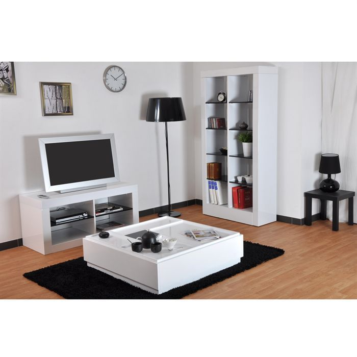 table basse brooklyn achat vente table basse table basse brooklyn carr e soldes d t. Black Bedroom Furniture Sets. Home Design Ideas