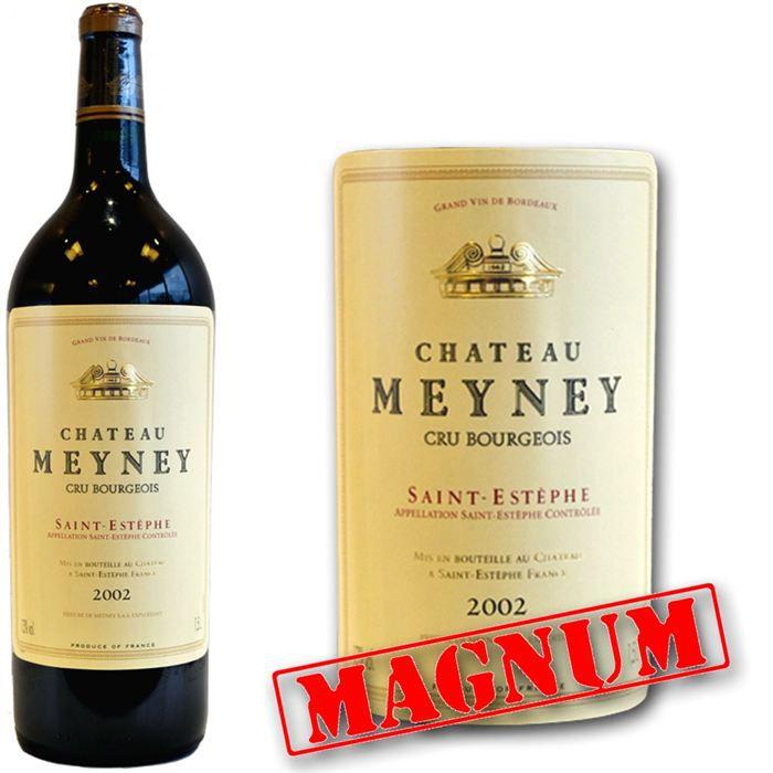 Magnum de ch teau meyney saint est phe 2002 achat for Chateau meyney