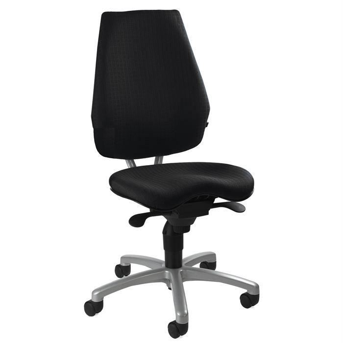 Chaise de bureau express 06 13 noir achat vente chaise de bureau cdiscount - Chaise de bureau cdiscount ...