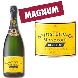 CHAMPAGNE Magnum Champagne Heidsieck Monopole 150cl