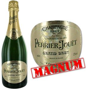 CHAMPAGNE Perrier-Jouet Grand Brut Magnum (150cl)
