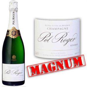 CHAMPAGNE Magnum Pol Roger Brut Réserve