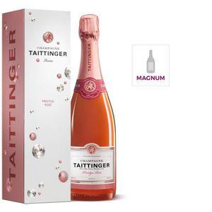 CHAMPAGNE Champagne Taittinger Prestige Rosé étui 150 cl 12°