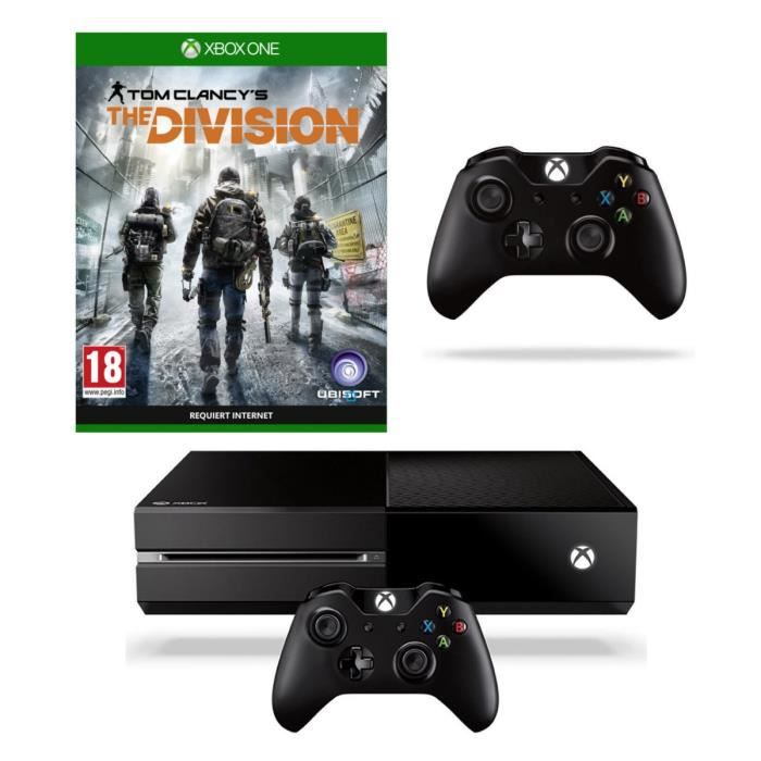 xbox one 1to the division 2 manettes achat vente console xbox one nouv xbox one 1to. Black Bedroom Furniture Sets. Home Design Ideas