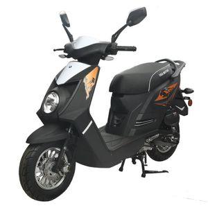 scooter 50cc electrique achat vente scooter 50cc electrique pas cher cdiscount. Black Bedroom Furniture Sets. Home Design Ideas