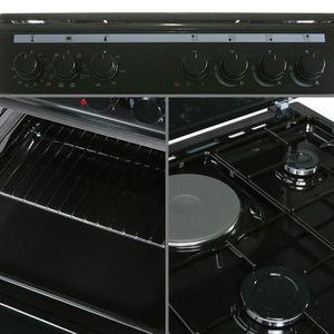 cuisiniere gaz chaleur tournante achat vente cuisiniere gaz chaleur tournante pas cher les. Black Bedroom Furniture Sets. Home Design Ideas